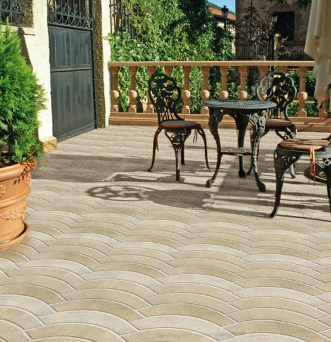 El molino azulejos argumanez azulejos pavimentos for Azulejos patio exterior