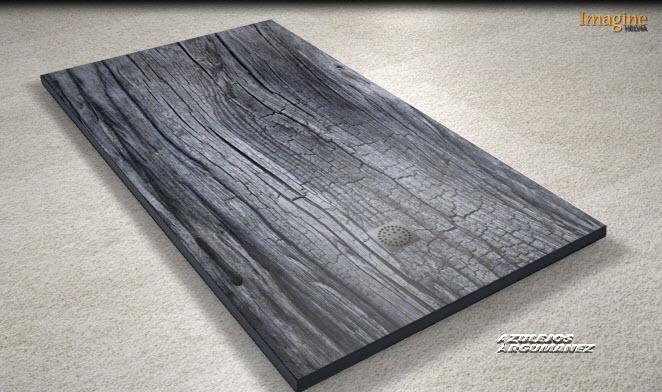 Imagine helvia azulejos argumanez azulejos pavimentos - Madera para plato de ducha ...
