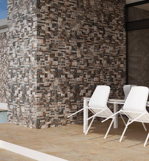 Gayafores azulejos argumanez azulejos pavimentos for Porcelanico imitacion piedra