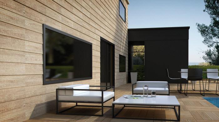 Gayafores azulejos argumanez azulejos pavimentos for Fachadas con azulejo